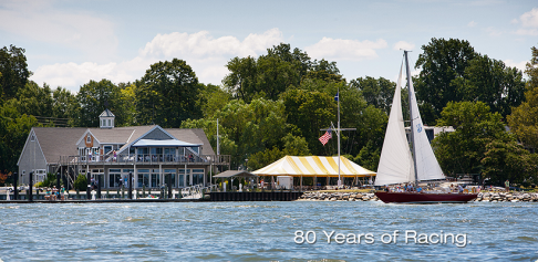 Tred Avon Yacht Club - 80 years