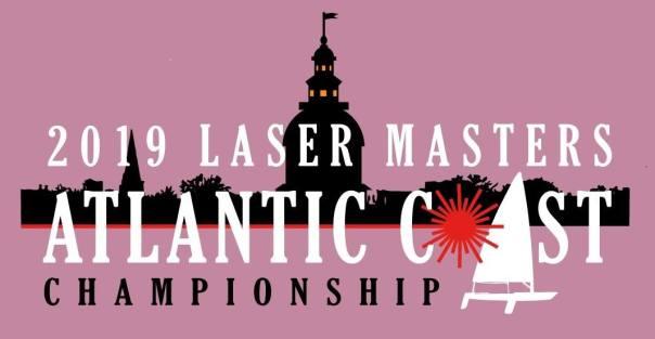2019 Laser Masters Atlantic Coast Championship in Annapolis
