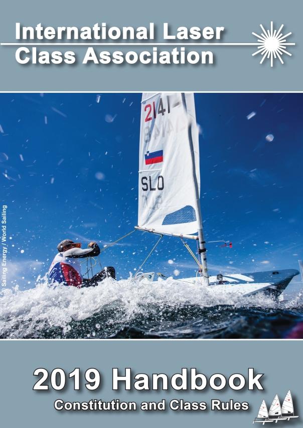 2019 ILCA Handbook Cover
